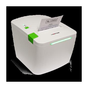 Impresora blanca Hiopos